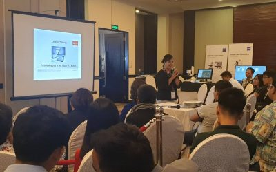 2019 International nanotechnology Conference in the Philippines