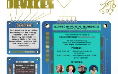 Symposium and Workshop on Printed Electronic Devices