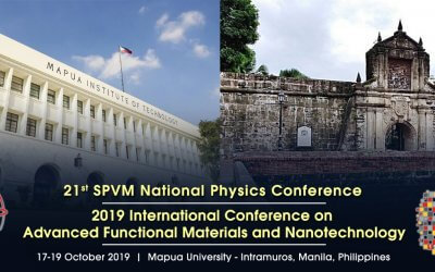 21st SPVM National Physics Conference