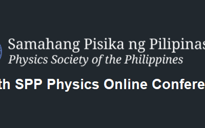 ALVTechnologies at the 38th Samahang Pisika ng Pilipinas (SPP) Online Conference