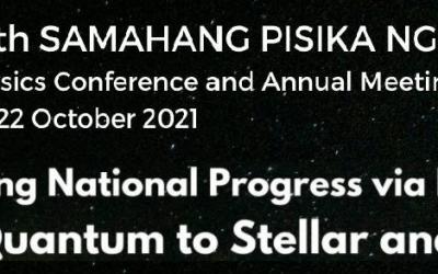 Samahang Pisika ng Pilipinas – 39th SPP Conference