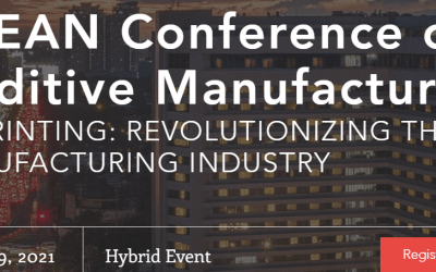 Asean Conference on Additive Manufacturing